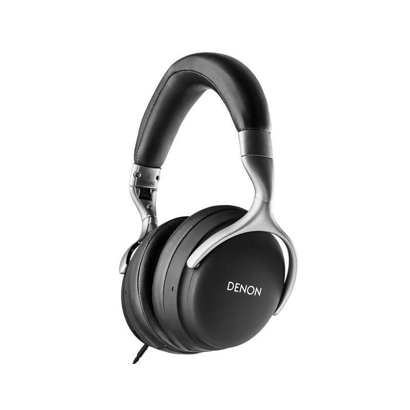 Denon AH-GC25NC zajszűrős fejhallgató, fekete
