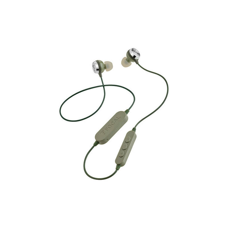 Focal SPHEAR In-Ear vezeték nélküli fülhallgató, oliva