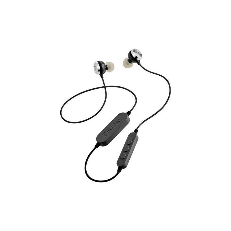 Focal SPHEAR In-Ear vezeték nélküli fülhallgató, fekete