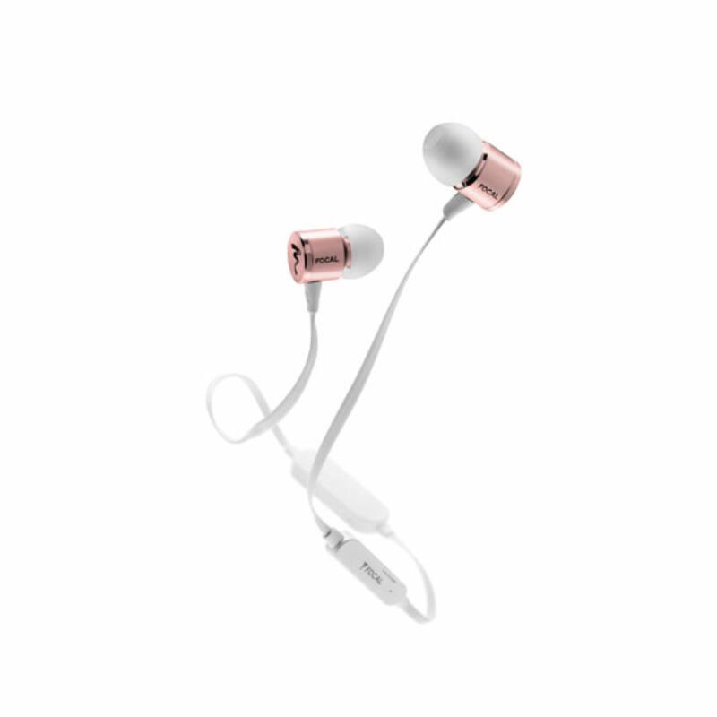 Focal SPARK In-Ear vezeték nélküli fülhallgató, rose gold