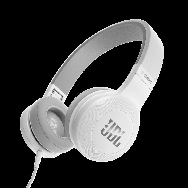 JBL E35 fejhallgató, fehér