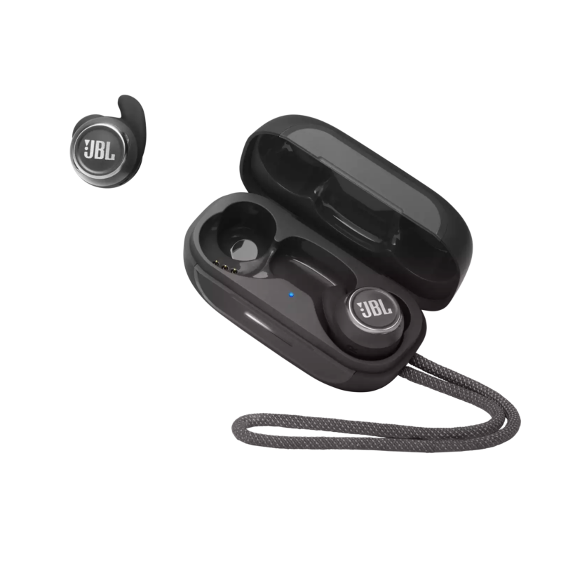 JBL Reflect Mini NC True Wireless fülhallgató, fekete (csomagolás sérült)