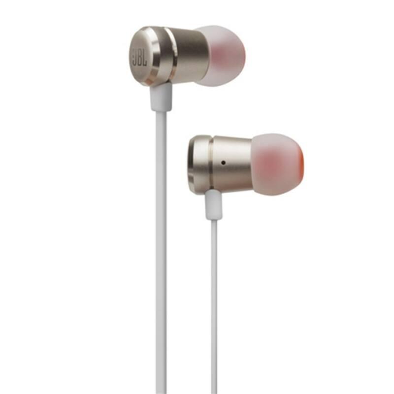 JBL T290 fülhallgató, pezsgő (Csomagolássérült termék!)