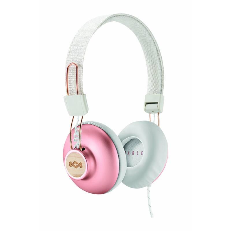 Marley Positive Vibration 2. Cooper (EM-JH121-CP) fejhallgató, réz (Bemutató darab)