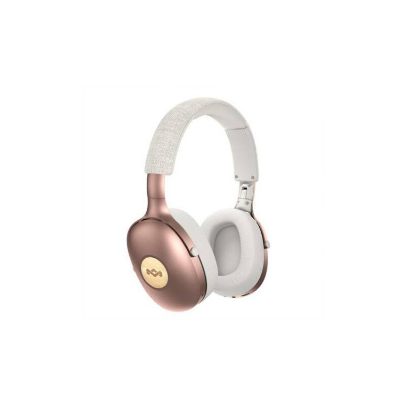 Marley Positive Vibration XL (EM-JH141-CP) Bluetooth fejhallgató, réz (Bemutató darab)