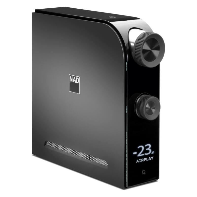 NAD D 7050 digitális hálozati sztereó erősítő