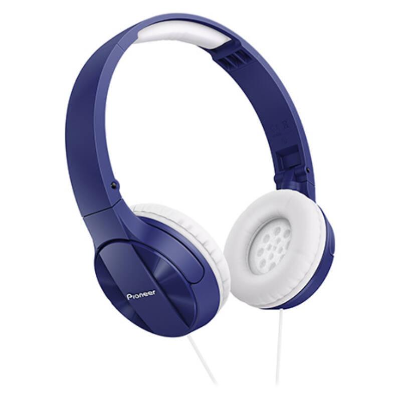 Pioneer SE-MJ503 zárt fejhallgató kék