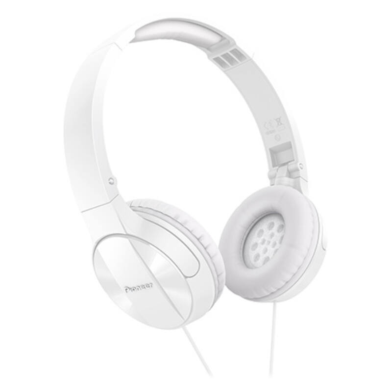 Pioneer SE-MJ503 zárt fejhallgató fehér