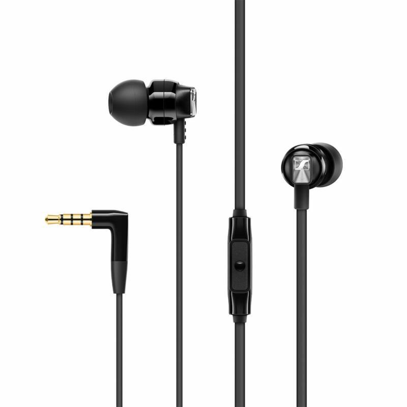 Sennheiser CX 300S fülhallgató, fekete