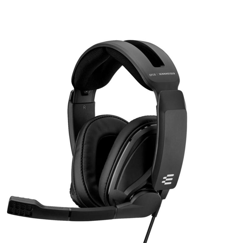 Epos-Sennheiser GSP 302 Gaming fejhallgató, fekete