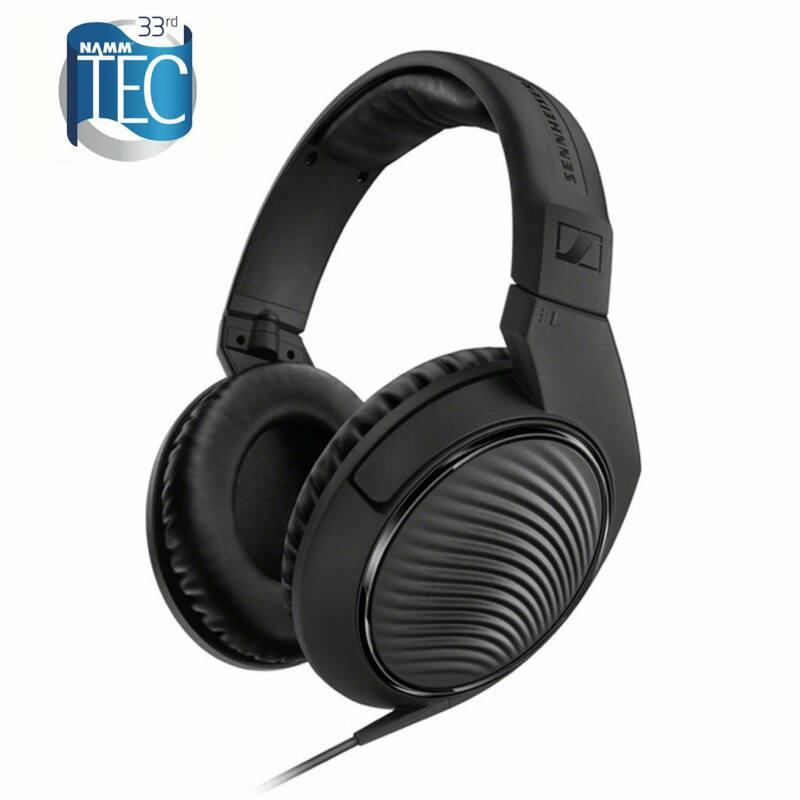 Sennheiser HD 200 PRO fejhallgató