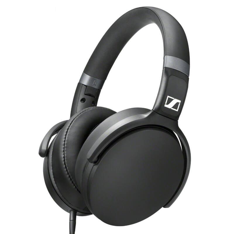 Sennheiser HD 4.30i Fejhallgató Fekete (Bemutató darab)