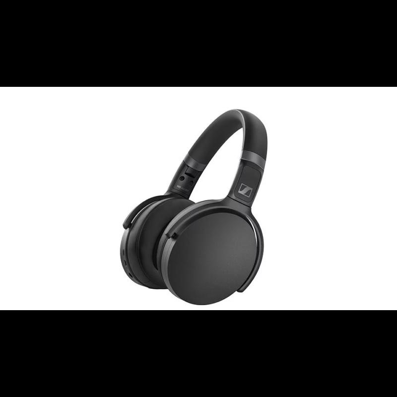 Sennheiser HD 450BT fejhallgató, fekete (Bemutató darab)