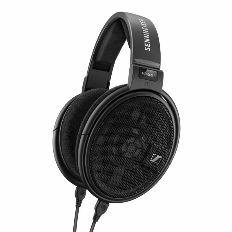 Sennheiser HD 660S fejhallgató