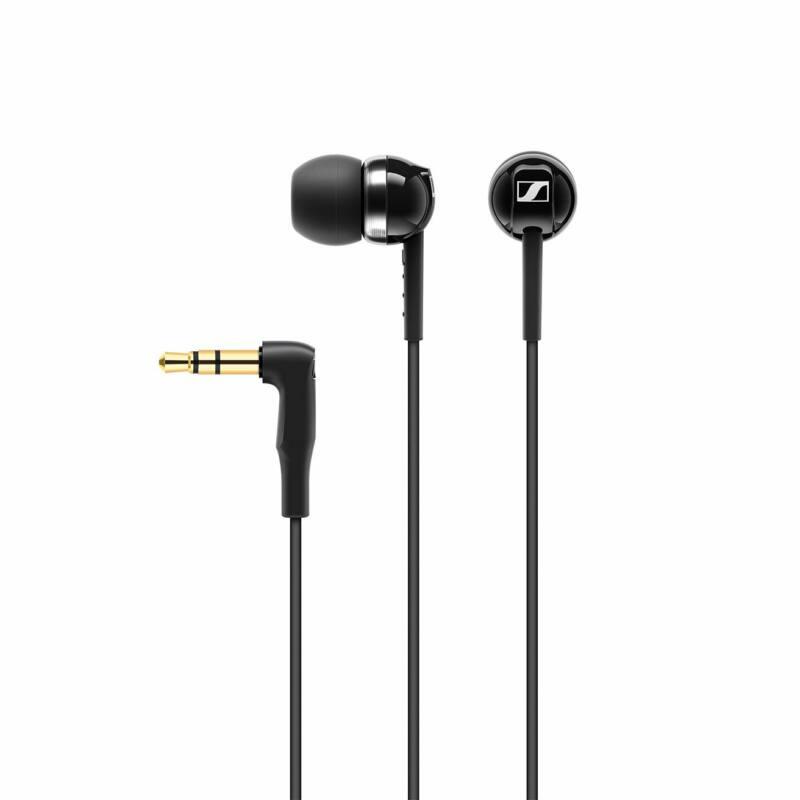 Sennheiser CX 100 fülhallgató, fekete