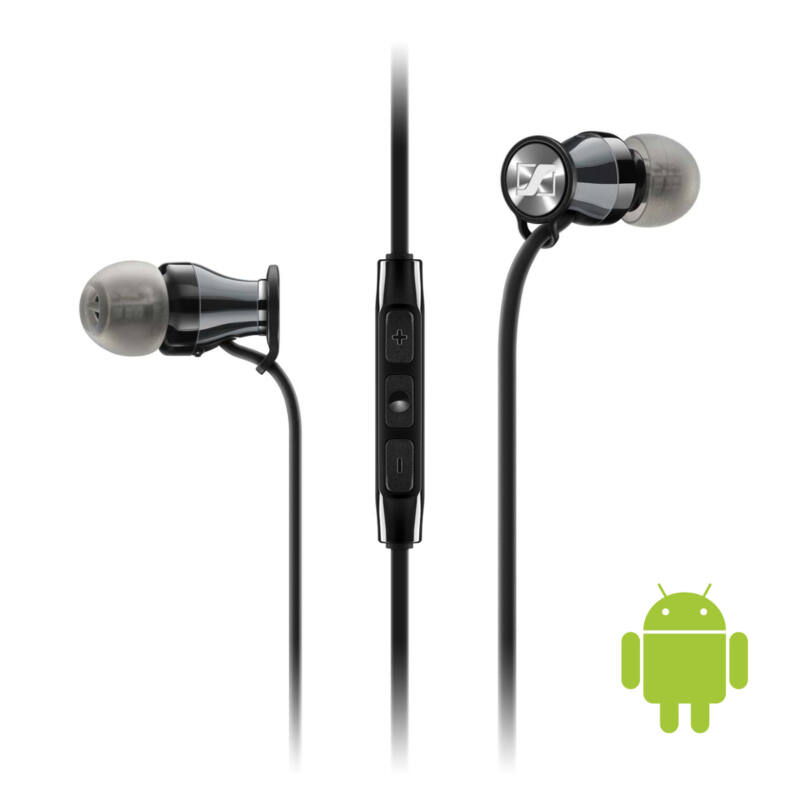 Sennheiser Momentum In-Ear fülhallgató Android Android (M2 IEG), króm