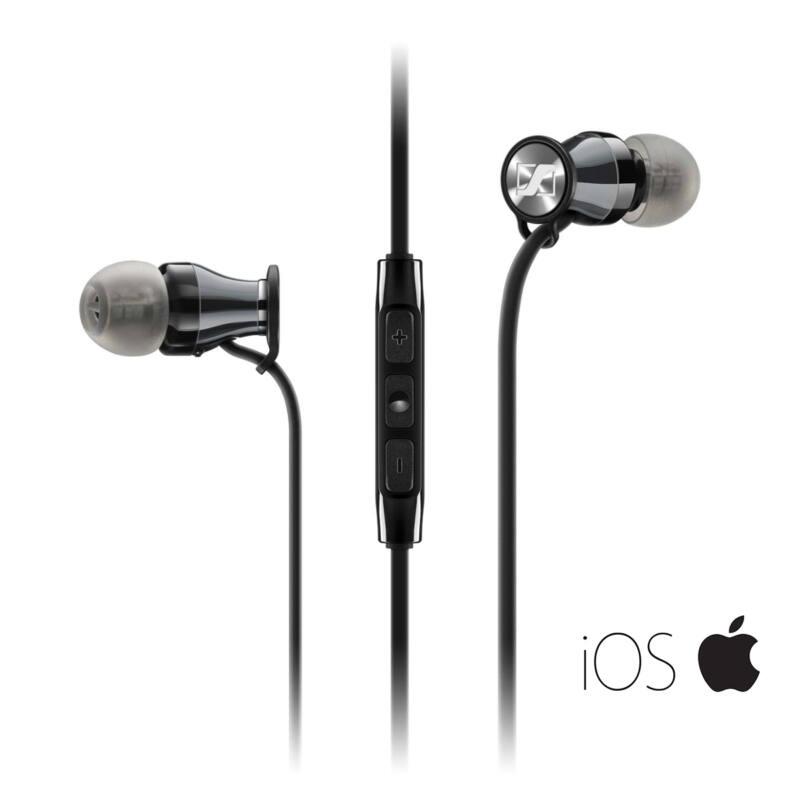 Sennheiser Momentum In-Ear fülhallgató Króm, iOS (csomagolás sérült)