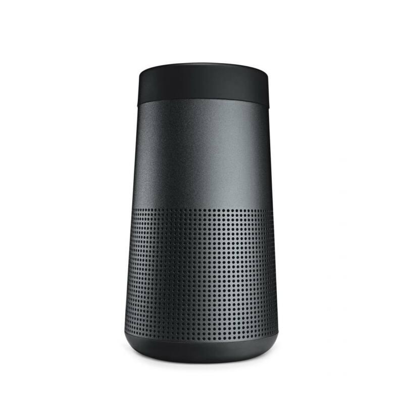 BOSE SoundLink Revolve+ Bluetooth hangszóró, fekete