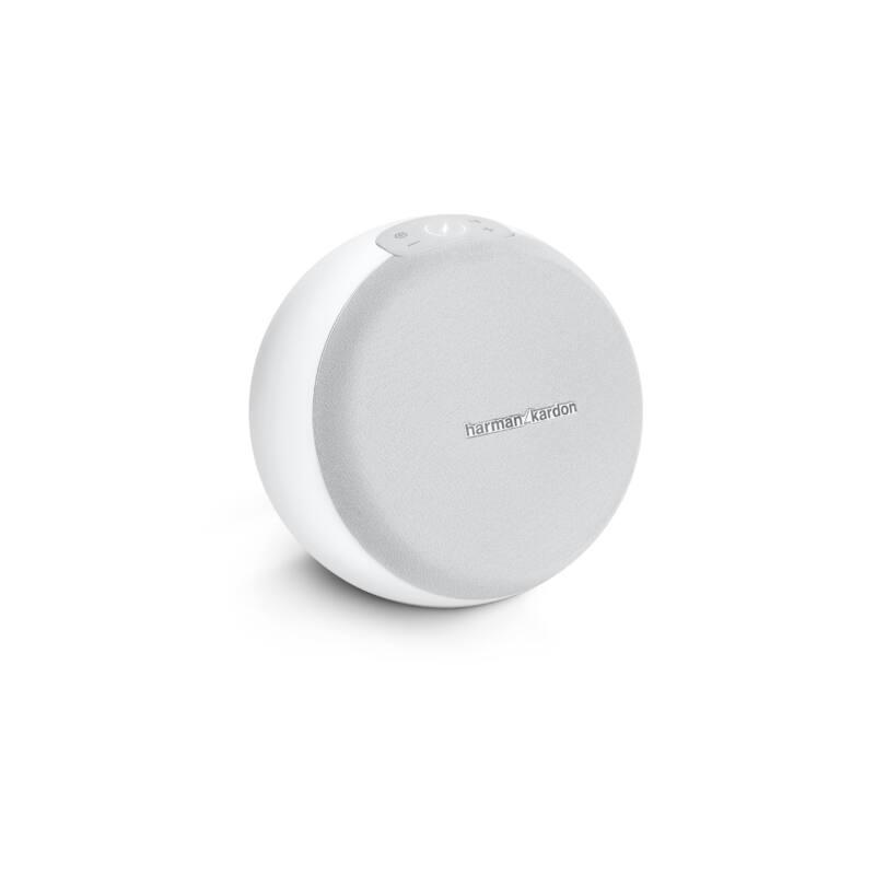 Harman Kardon Omni 10+ vezeték nélküli HD hangszóró, fehér