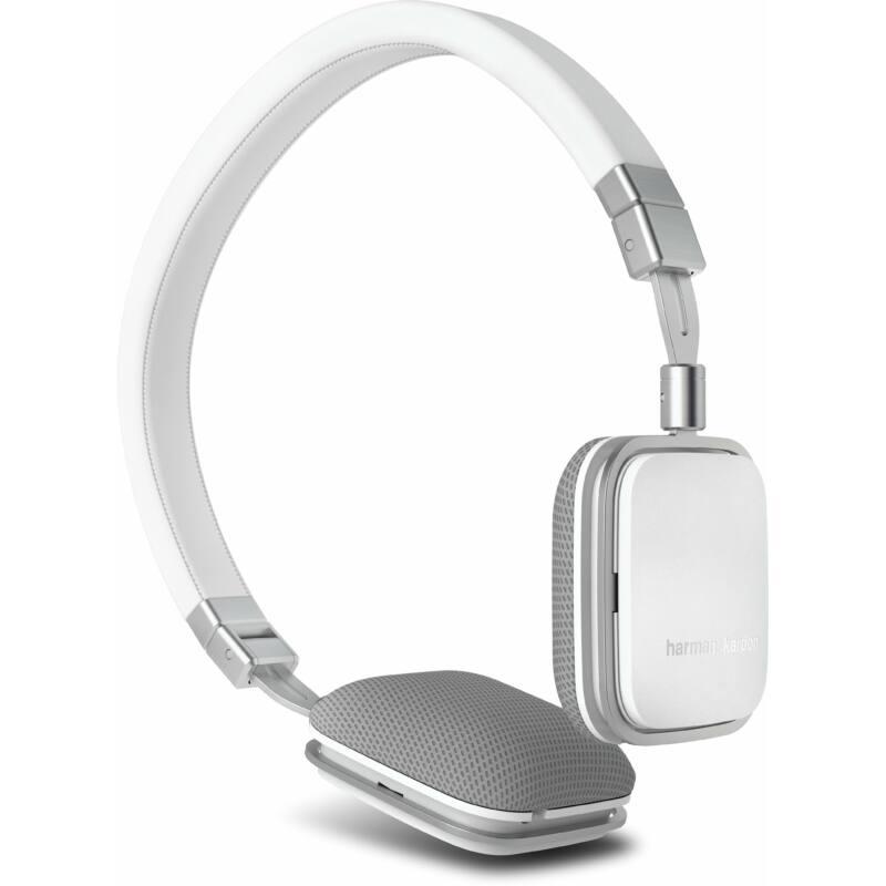 Harman Kardon Soho iPhone vezérlős fejhallgató, fehér