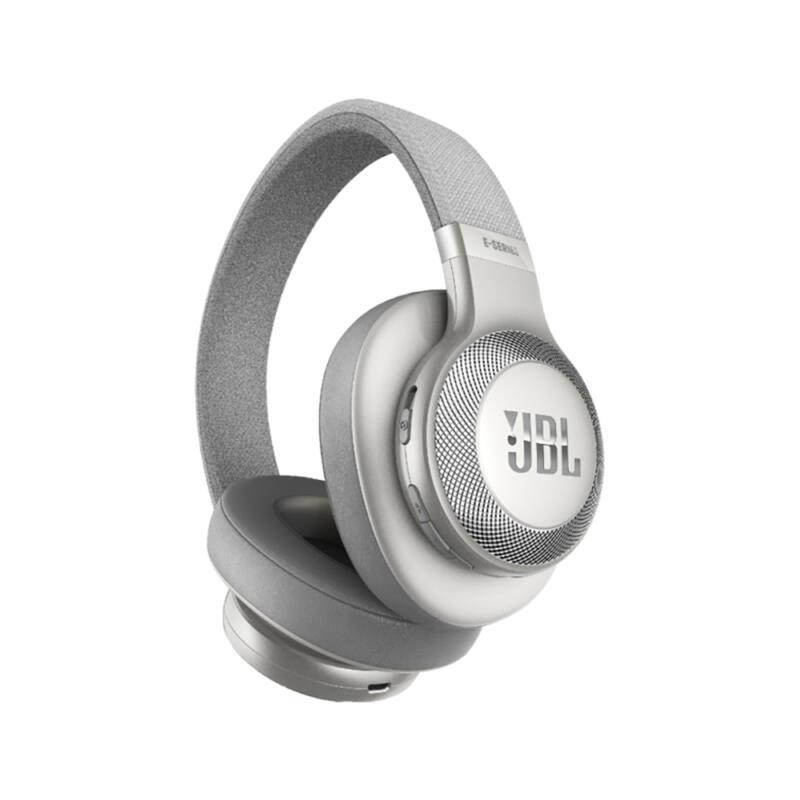 JBL E65 BT NC aktív zajszűréses fejhallgató, fehér