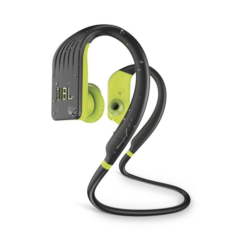 JBL Endurance JUMP lime, vízálló bluetooth sport fülhallgató