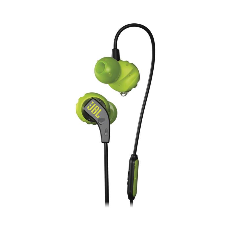 JBL Endurance RUN sport fülhallgató, sárga