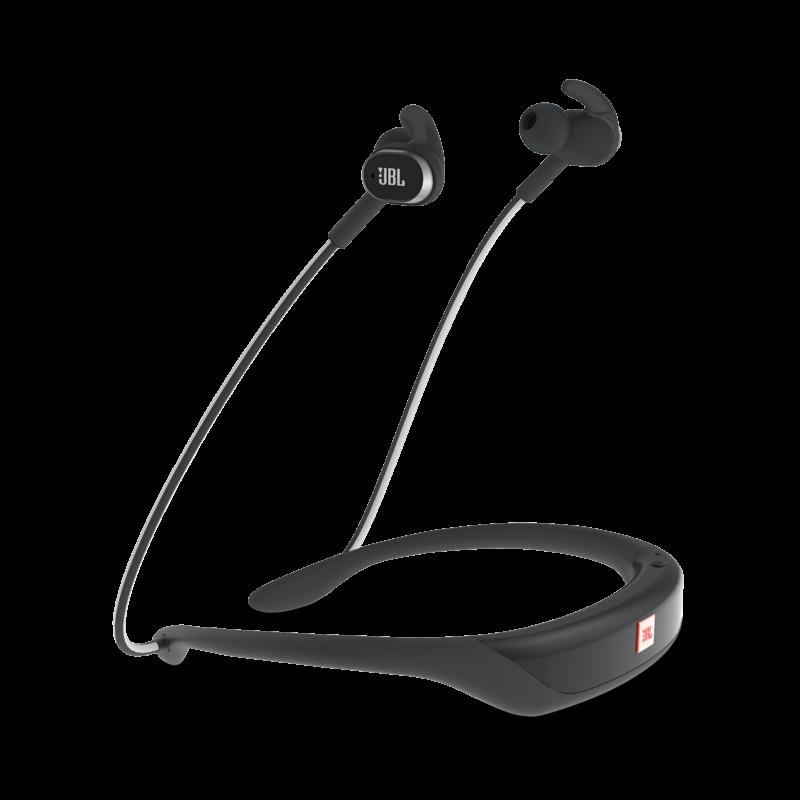 JBL Reflect Response Bluetooth-os sport fülhallgató, fekete