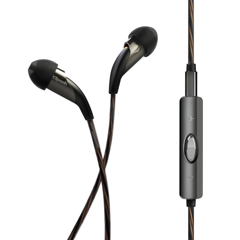 Klipsch X20i referencia fülhallgató, iOS