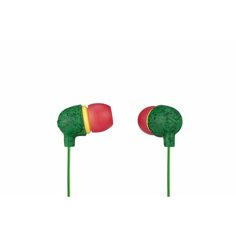 Marley (EM-JE061-RA) Little Bird Rasta fülhallgató, Android