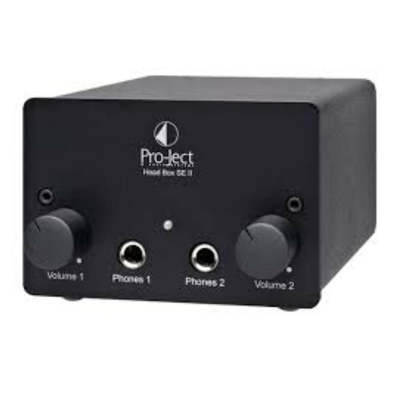 Pro-Ject Head Box Se II fejhallgató erősítő