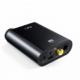 FiiO K3s DAC+AMP Asztali fejhallgató erősítő D/A konverterrel, fekete