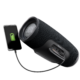 JBL Charge 4 vízálló hordozható Bluetooth hangszóró (Midnight Black) fekete