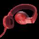 JBL E35 fejhallgató piros (Bemutató darab)