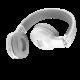 JBL E45 BT bluetooth fejhallgató, fehér