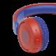 JBL JR310 BT vezeték nélküli gyerek fejhallgató, piros