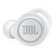 JBL LIVE 300TWS True Wireless fülhallgató, fehér + JBL szövetmaszk