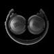 JBL T500BT bluetooth-os fejhallgató, fekete