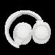 JBL T750BTNC zajszűrős Bluetooth fejhallgató, fehér (Bemutató darab)