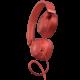 JBL T750BTNC zajszűrős Bluetooth fejhallgató, narancssárga