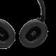 JBL Tune 760NC bluetooth-os, zajszűrős fejhallgató, fekete