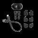 JBL Under Armour Flash X True Wireless Project Rock, fekete (Bemutató darab)
