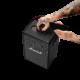MARSHALL Tufton Hordozható Bluetooth hangszóró, Fekete