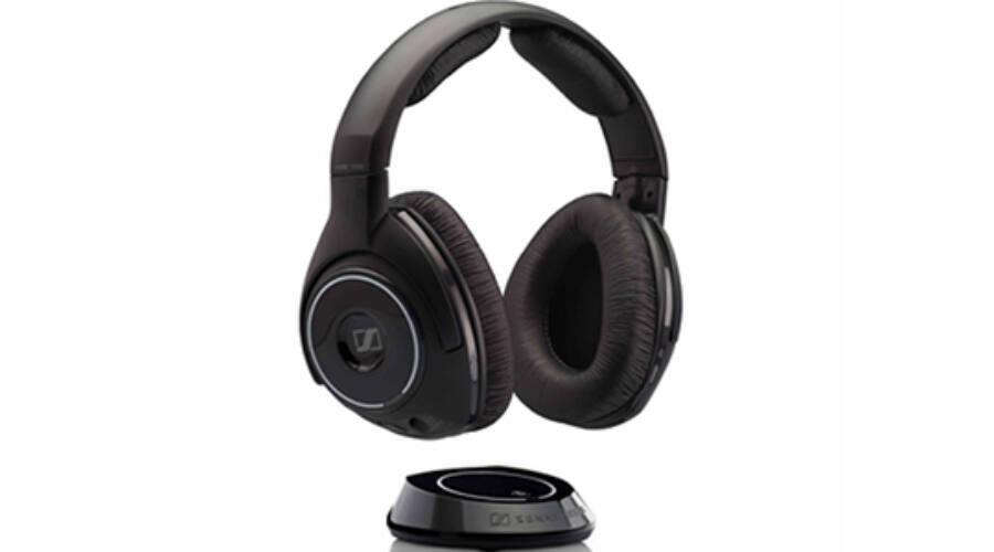 Sennheiser RS 160 vezeték nélküli fejhallgató - Fejhallgatópláza ... 8c93be87c2
