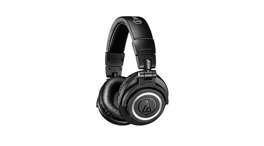 Audio-Technica ATH-M50xBT bluetooth fejhallgató - Fejhallgatópláza ... 43445a7a16