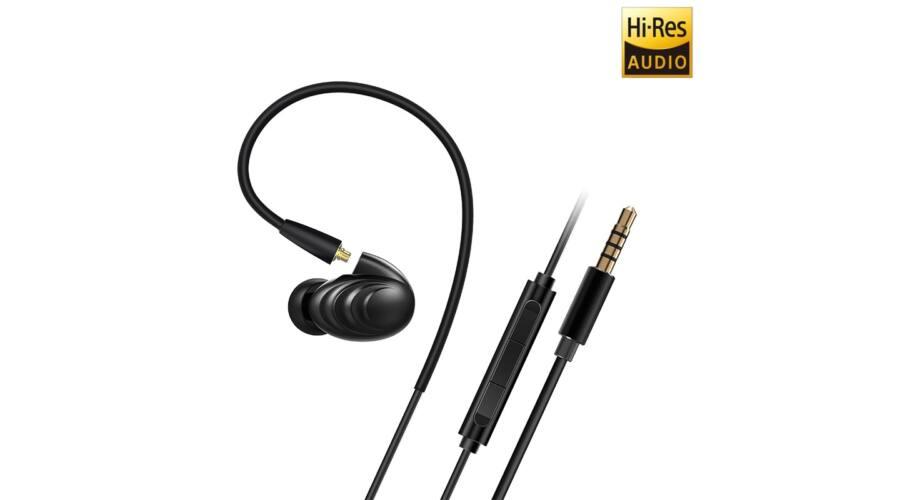 FiiO F9 IEM fülhallgató mikrofonos távirányítóval fbe7cabe2e