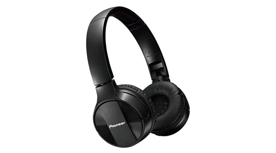 Pioneer SE MJ 553BT-K Bluetooth fejhallgató fekete ad41841e0e