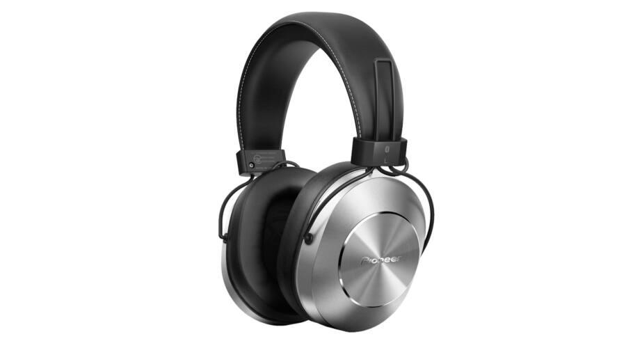Pioneer SE MS7 BT Bluetooth fejhallgató ezüst - Fejhallgatópláza ... ee5b97ce56