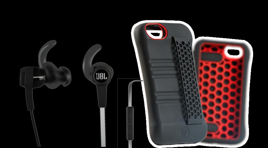JBL Reflect sport fülhallgató iOS + Race Case Sport tok ... f113eca808