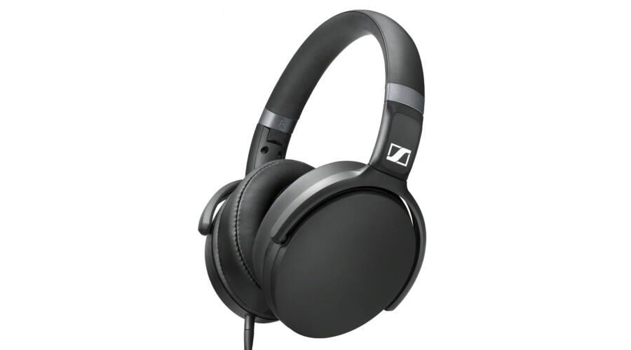 Sennheiser HD 4.30G Fejhallgató Fekete - Fejhallgatópláza webáruház 1e834c152c